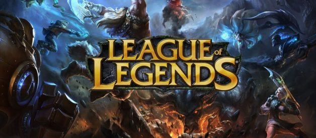 Liga legend jako światowa ostoja E-sportu